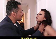Miko Dai Asiatico adolescente brutalmente scopata