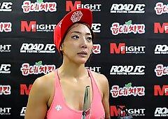 Carina mma fighter intervista