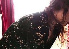 Brianna Davies - Video Lookbook 1 - Sexy brunette big natural tits Shot in 4K Ultra HD