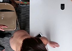 Shoplyfter - Teen Fucked By Cop In Ass