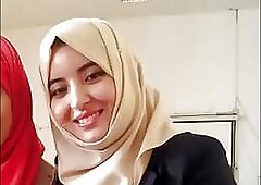 Turco-Arabic-asiatico hijapp miscela foto 24
