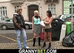 70 years old prostitute