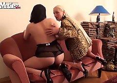 Film divertenti tedeschi lesbica dilettanti
