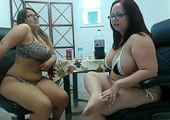 Donna bella e grassa ragazze