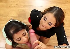Teen gets cock first time Share With Your Mommy - Miss Raquel