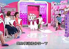 Display TV Taiwan Confronta le scarpe Piedi e carnose