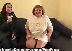 Hot tardona nonna viene scopata