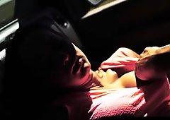 HelplessTeens.com Sabrina Banks handcuffed for rough outdoor bdsm sex
