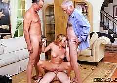 Frannkie And The Gang Tag Team Fucking Blonde - Raylin Ann