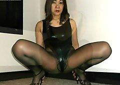 An extraordinary libidinous mature women, Misao