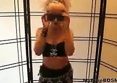 Cute Babe  Ruined Orgasm Guidance bdsm bondage slave femdom domination