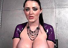 Big Tit Mistress Sophie Dee Makes You Jerk Your Cock!