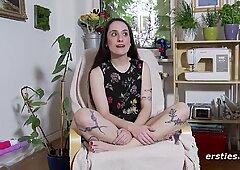 Katie wei   wie man einen Penis benutzt