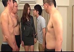 Rina Koda gets massive cock - More at Japanesemamas.com