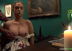 Hot Ceca Moglie Traditore sul suo Marito