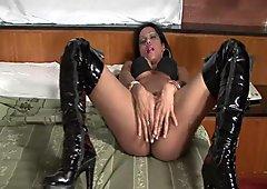 Cristal, My Kinky Tranny - Latin-Hot