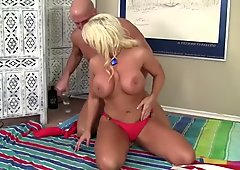 Milf Takes It In The Ass - CX Wow Inc